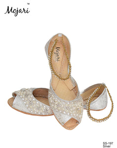 UP-SS-197SILVER  WITHOUT PAYAL