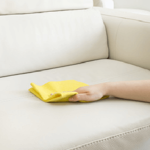 Best Way to Remove Stains from Leather Furniture