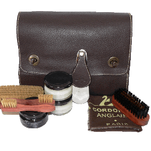 La Cordonnerie Anglaise  - Best in Travel Shoe Care Sets