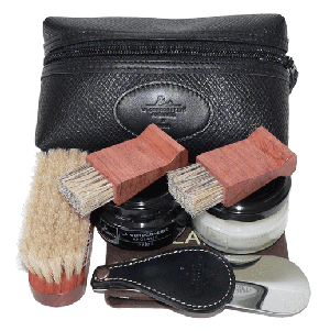 Luxury Shoe Care Sets - Handy & Right Size