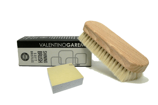 Cleaning Set for Fine Suede/Nubuck Footwear by Valentino Garemi - valentinogaremi-usa