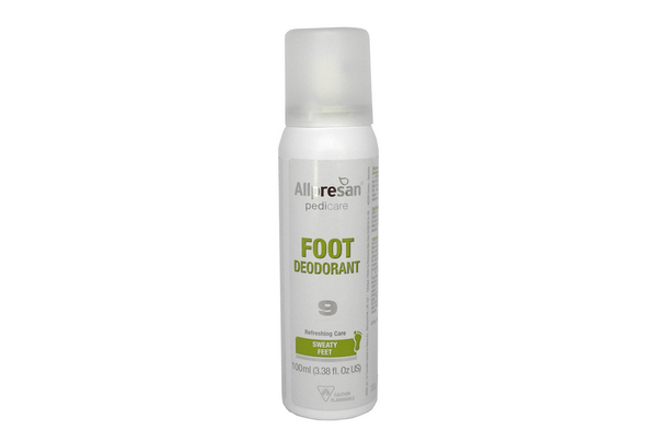 Foot Deodorant Spray | Feet Odor Eliminator By Allpresan Germany - valentinogaremi-usa