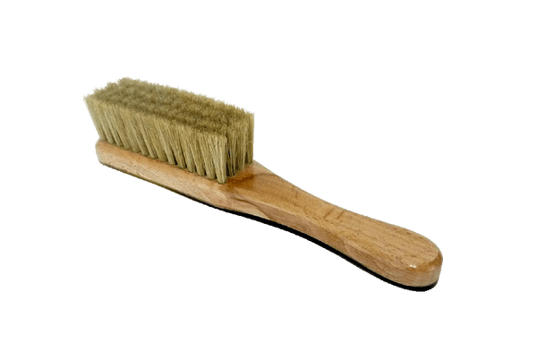 Cleaning Brush With Oxhorn Backed Handle by Abbeyhorn England - valentinogaremi-usa