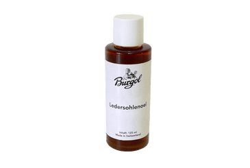 Leather Sole Oil - Protection for your Leather Shoe Sole by Burgol - valentinogaremi-usa