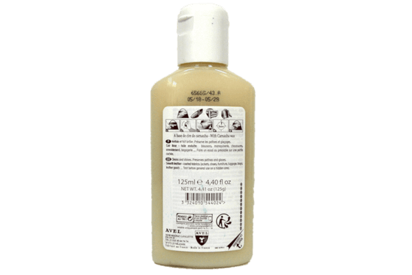 Saphir Leather Cleaner Lotion – Footwear & Garments Cleaning Solution - valentinogaremi-usa