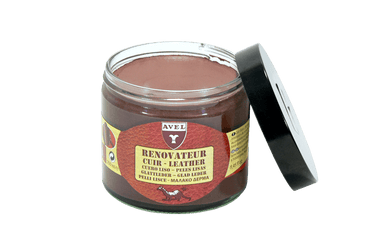 Leather Cream Renovator for Garments & Furniture by Avel - France - valentinogaremi-usa