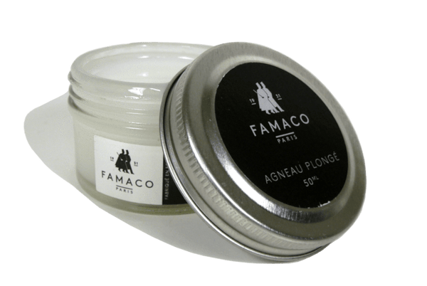 Lambskin Conditioner & Protector – Leather Nourish by Famaco Paris - valentinogaremi-usa