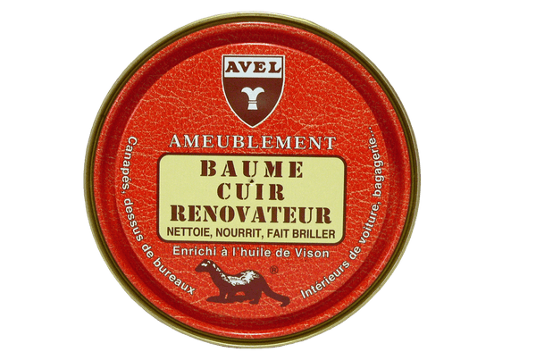 Leather Conditioner & Renovating Balm by Avel France - valentinogaremi-usa