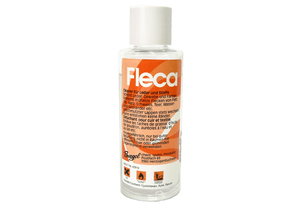 Leather and Fabric Cleaner Fleca by Burgol - valentinogaremi-usa