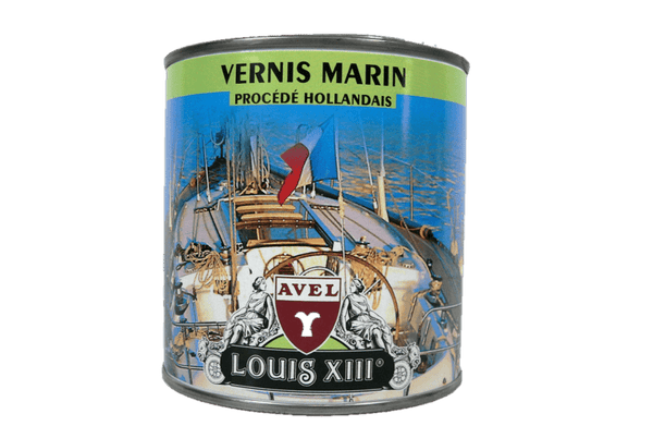 Wood Varnish Exterior Protection - Moisture Resistant by Louis XIII France - valentinogaremi-usa