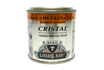 Protection Varnish for Metals – Cristal by Louis XIII France - valentinogaremi-usa