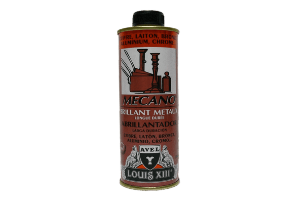 Metal Polish & Steel Cleaner - Mecano by Louis XIII France - valentinogaremi-usa