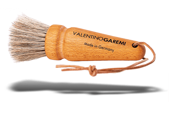 Collectables Cleaning Brush – Genuine Horse Hair by Valentino Garemi - valentinogaremi-usa