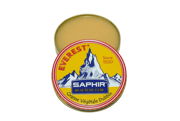 Saphir Dubbin Vegetal - Everest  - Softener & Protection to all leather Exposed to Extreme Weather Conditions. - valentinogaremi-usa