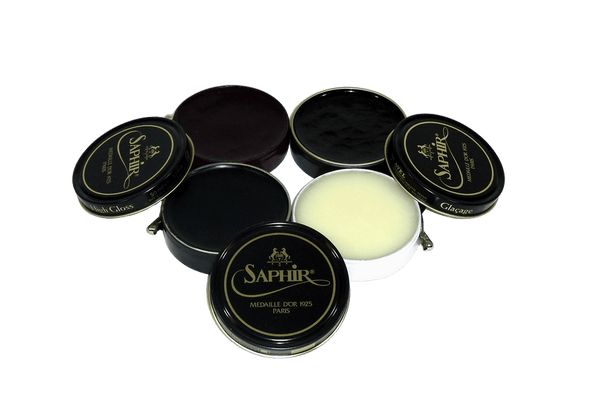 Saphir Shoe Polish Paste - Medaille D'or 1925 - Made in France - valentinogaremi-usa