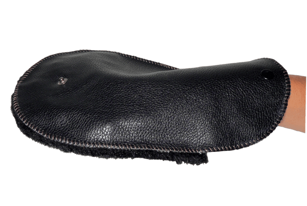 Shining Buffing & Polishing Glove - Shoes & Boots by Valentino Garemi - valentinogaremi-usa