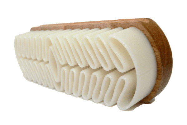 Suede Cleaning Brush for Footwear & Garments by Valentino Garemi - valentinogaremi-usa
