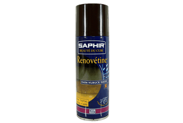 Saphir Suede Cleaner & Conditioner – Renovetine for Napped Leather - valentinogaremi-usa