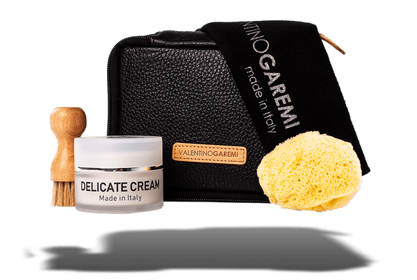 Leather Care Kit – Luxury Clean & Condition Set by Valentino Garemi - valentinogaremi-usa