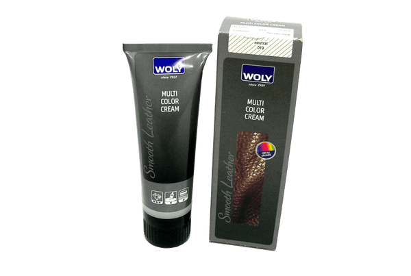 Shoe Cream for Combined Color Leathers by Woly Germany - valentinogaremi-usa