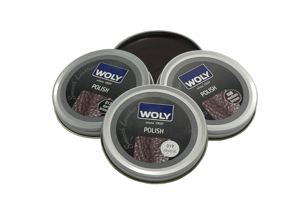 Shoe Polish by Woly Germany - valentinogaremi-usa
