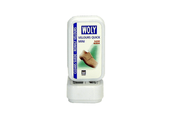 Nubuck / Suede Stain Cleaner and Remover - Travel Size Sponge by Woly Germany - valentinogaremi-usa