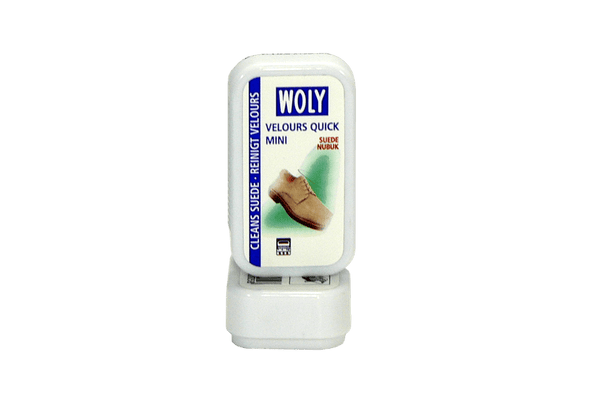 Woly Velours Quick Mini - nubuck and suede cleaner sponge - valentinogaremi-usa
