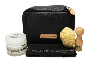 Leather Care Set - Luxury Nourish & Condition Kit by Valentino Garemi - valentinogaremi-usa