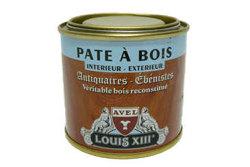 Wood Filling Paste for Antiques Furniture & Frames by Louis XIII Paris - valentinogaremi-usa