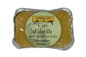 Beeswax Polish Protection Paste – Antiques Wood Restoration by Louis XIII - valentinogaremi-usa
