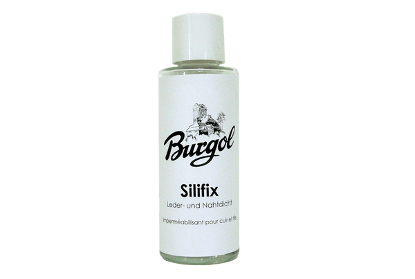 Waterproof Shoe Seams & Welting Sealer Protect Silifix by Burgol - valentinogaremi-usa