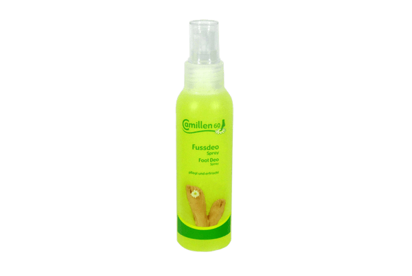 Foot Deo & Odor Eliminator Spray by Camillen 60 Germany - valentinogaremi-usa