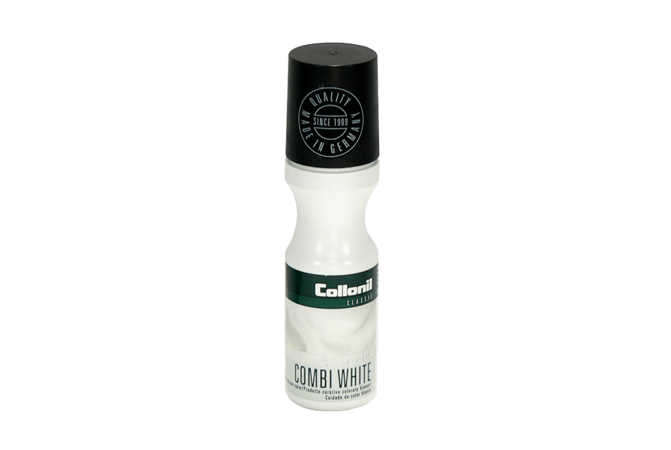 Collonil Combi White - waterproof shoe protector and whitener - valentinogaremi-usa
