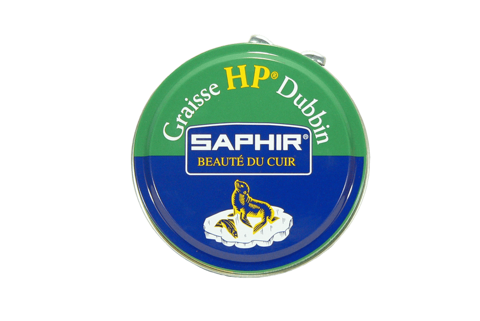 Dubbin HP for Leather Shoes and other articles by Saphir France - valentinogaremi-usa