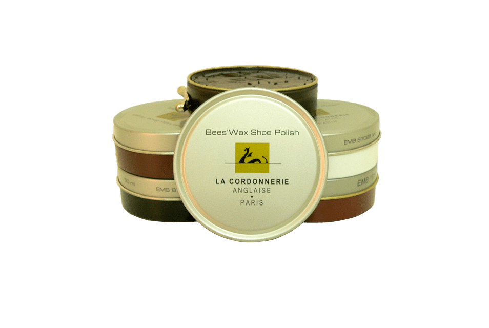 Luxury Beeswax Paste Shoe Polish - La Cordonnerie Anglaise - valentinogaremi-usa