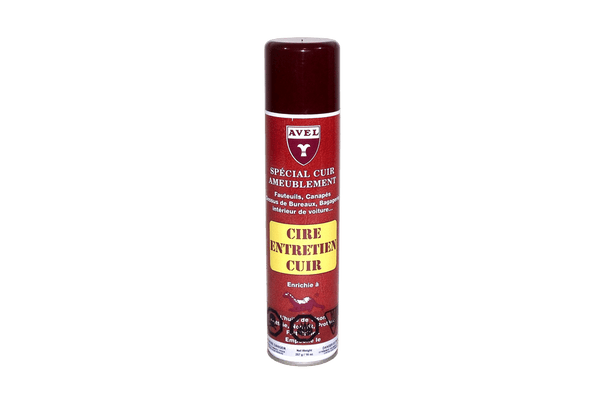 Leather Wax Spray by Avel France - valentinogaremi-usa