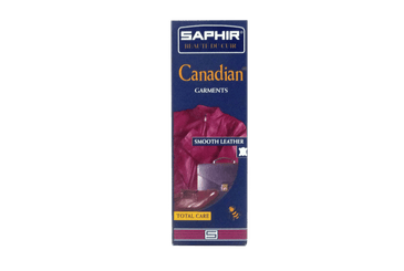 Saphir Canadian Cream Wax for Leather Clothing & Furniture - valentinogaremi-usa