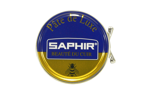 Paste Shoe Polish Deluxe Saphir France - valentinogaremi-usa