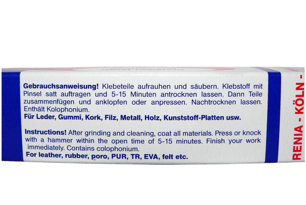 Professional Bonding – Shoe Glue for All Materials by Renia Germany - valentinogaremi-usa