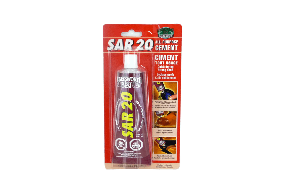 Shoe Repair Glue - SAR 20 - valentinogaremi-usa
