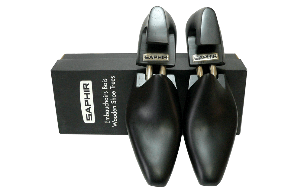 Saphir Shoe Tree - Luxury Black Label Edition