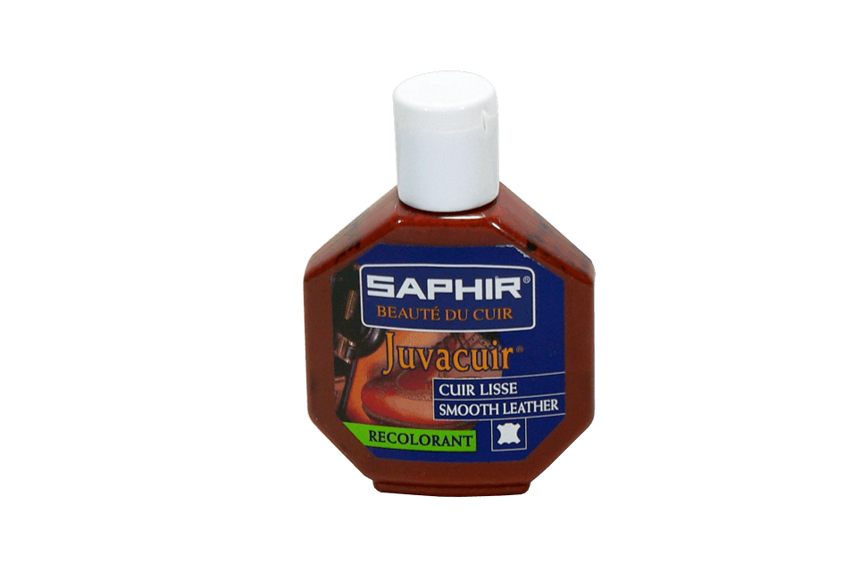 Leather Recoloring Cream - Discolor & Faded Restorer by Saphir