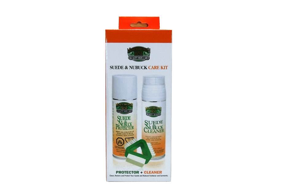 Suede Care Kit Nubuck Cleaner Amp Conditioner By
