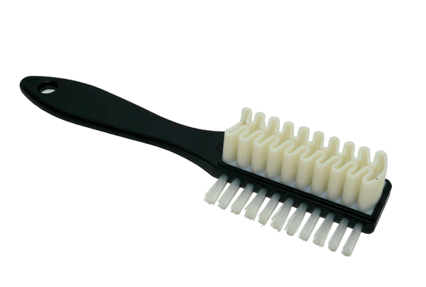 Suede Cleaning Brush with Side Bristles by Valentino Garemi - valentinogaremi-usa