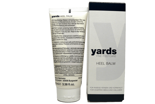 Callus Heel Balm - Dry & Cracked Skin Soften by Yards Camillen Germany - valentinogaremi-usa