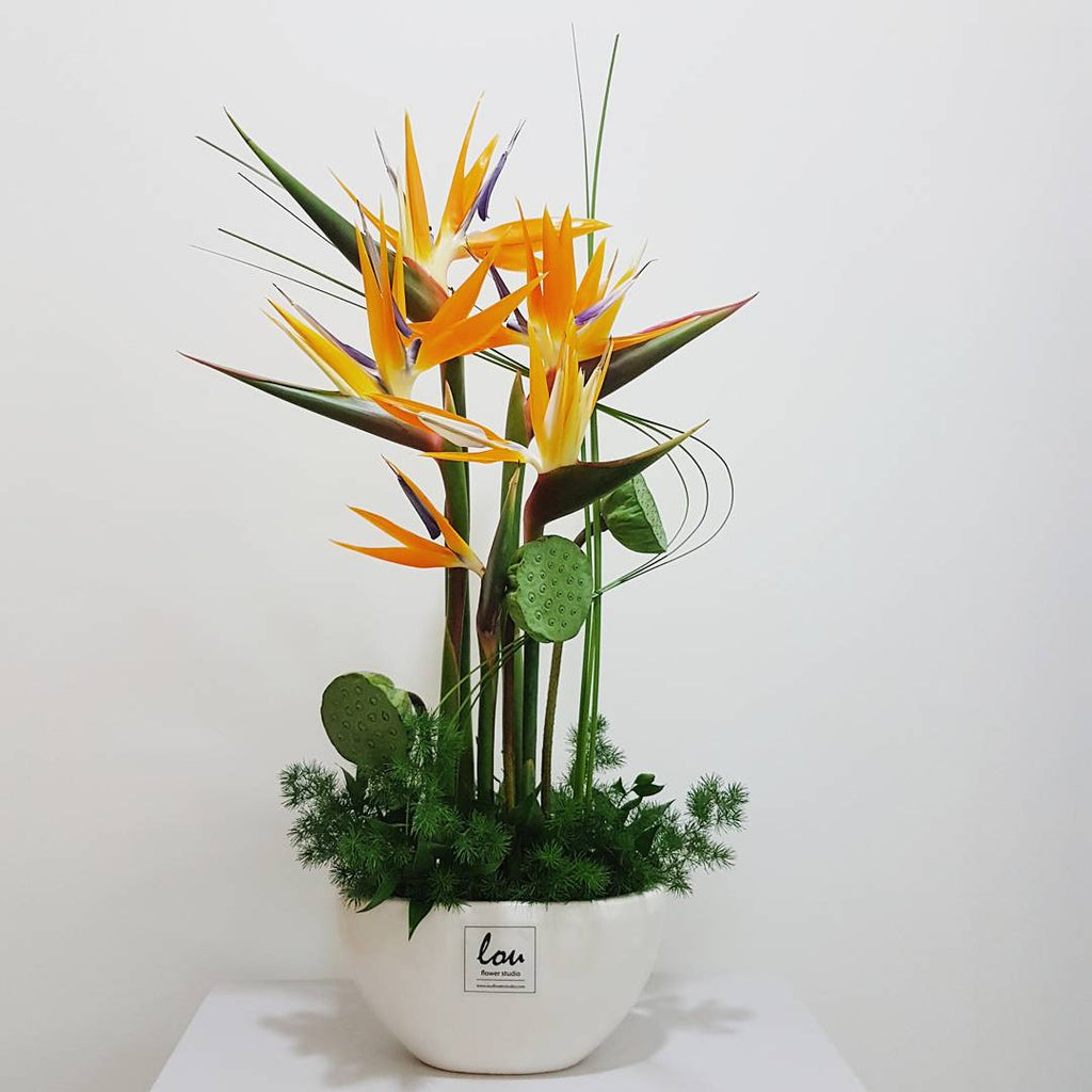 Reception Flowers Subscription - Lou Flower Studio