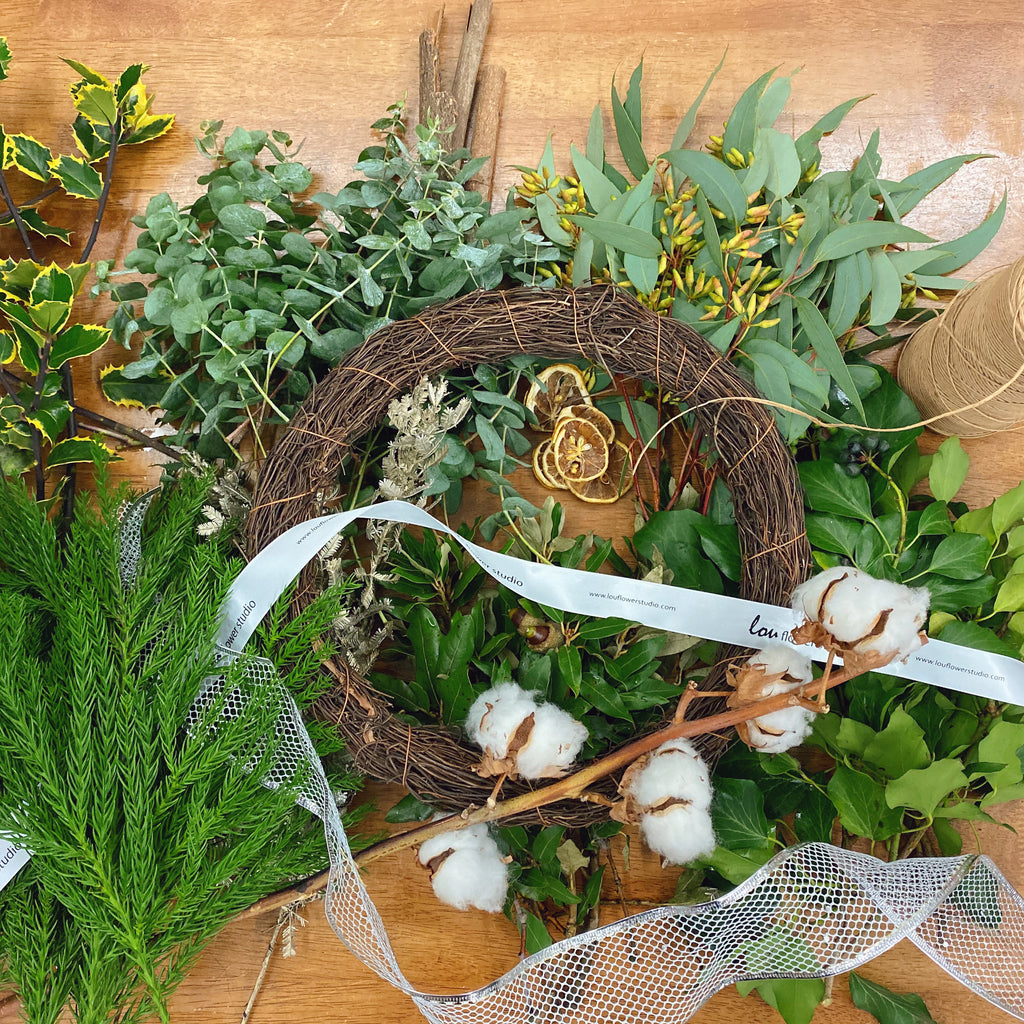Christmas Wreath DIY Kit
