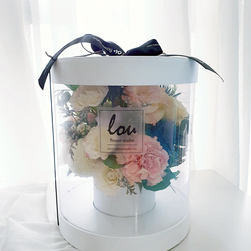 Garden floral box - Lou Flower Studio