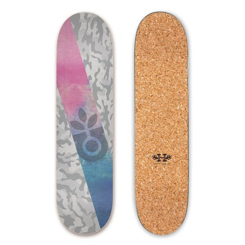 HABITAT (ROCK CAMO) CORK GRIP DECK 8.25