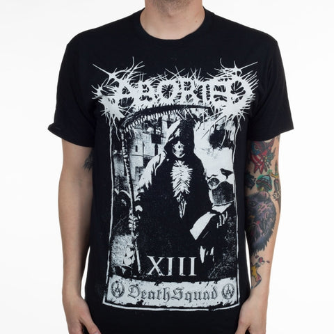 ABORTED (Tarot)  T-SHIRT